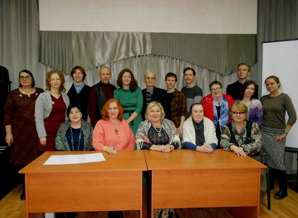 семинар молодых писателей в Омске